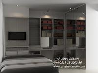 jasa gambar interior apartemen murah