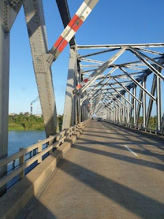 silver link bridge, iron bridge