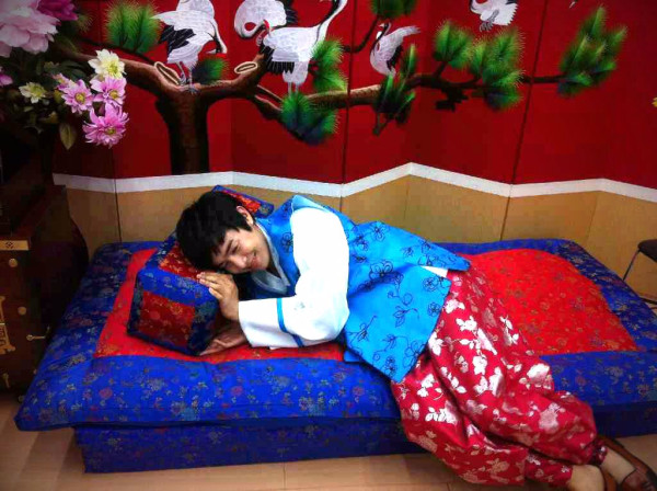 korean traditional beds