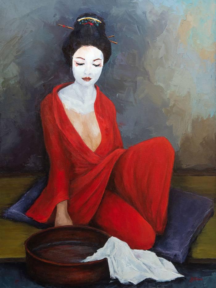 Отсутствие деталей и простота. Nicole Daniah Sidonie