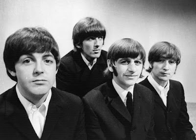 Model Rambut Beatles Cut