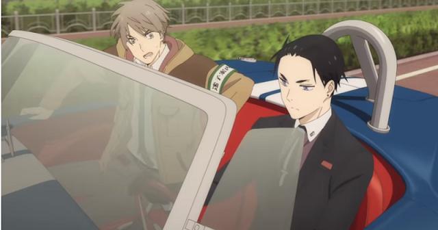 Katou Haru dan Kambe Daisuke