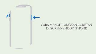 Cara Menghilangkan Coretan di Screenshoot iPhone