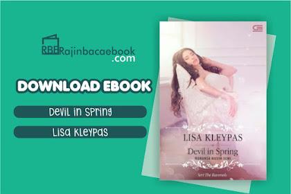 Download Novel Devil In Spring: Romansa Musim Semi by Lisa Kleypas Pdf