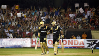 Brendon McCullum 158* - RCB vs KKR 1st Match IPL 2008 Highlights