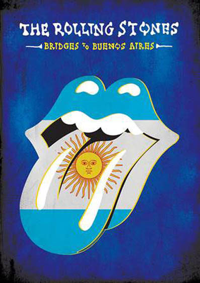 The Rolling Stones: Bridges To Buenos Aires [2019] [DVDR] [NTSC]