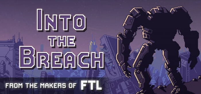 Into The Breach, um rogue-lite com robôs de graça por tempo limitado!