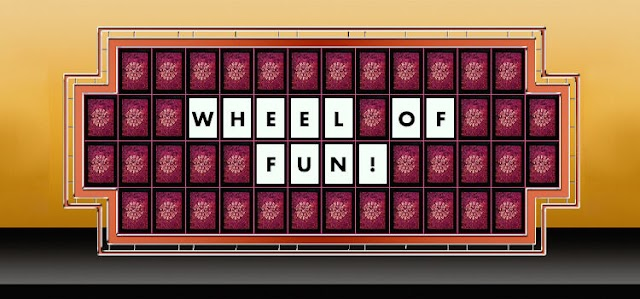 Wheel of Fun Holiday Edition Quiz