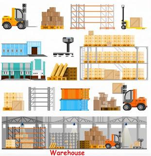 Fungsi Gudang Dalam Sistem Logistik Dan Rantai Pasok