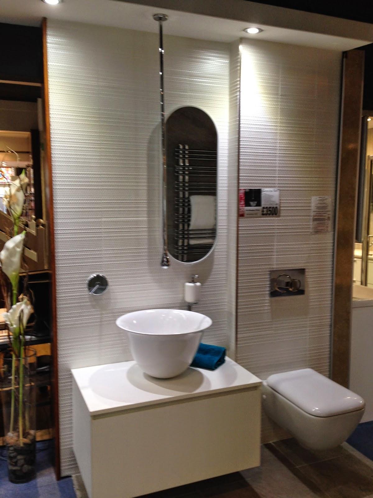 Ex display bathrooms at harry bates ex display gessi for Ex display bathrooms