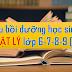 TÀI LIỆU GIẢNG DẠY BỒI DƯỠNG HỌC SINH GIỎI VẬT LÍ THCS (lớp 6-7-8-9)