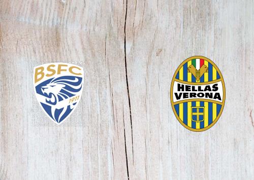 Brescia vs Hellas Verona -Highlights 05 July 2020