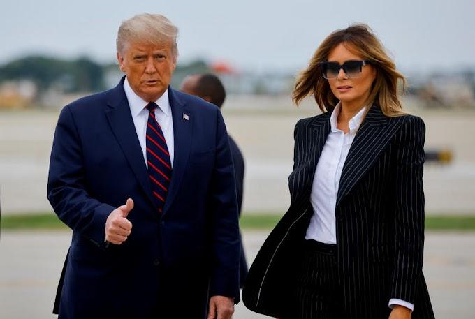 President Trump and Melania test positive for Coronavirus