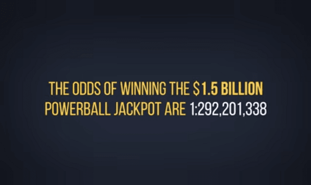 The Odds Of Winning the Lotto Explained With Bananas
