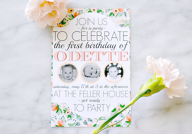 Fawn Over Baby Botanical Garden Inspired First Birthday Party