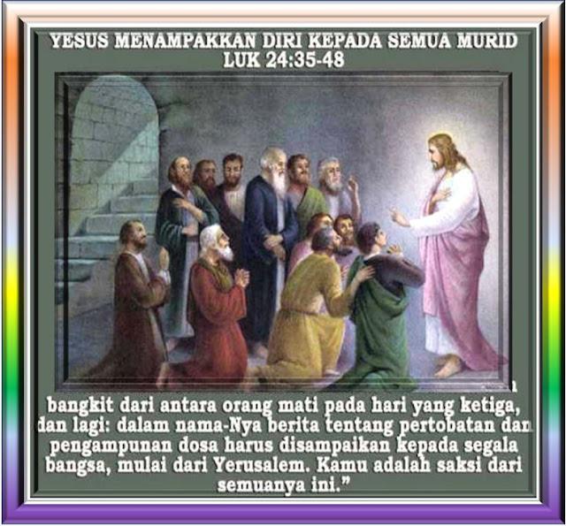 Lukas (24:35-48)