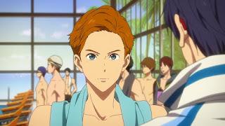 Hellominju.com: Free! (フリー) ハイ☆スピード!| 岩鳶高校水泳部 早船ロミオ (CV: 阿部敦) | Hayahune Romio | Iwatobi High School | Hello Anime !