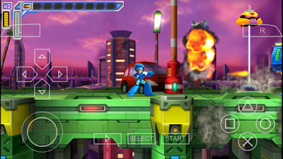 تحميل لعبة Mega Man Maverick Hunter X