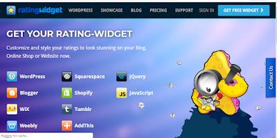 Cara Membuat Rating Bintang di Setiap Postingan Blog