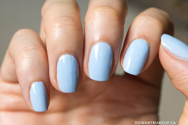OPI Infinite Shine To Be Continued nail polish swatch
