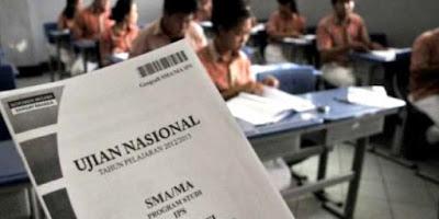 perbedaan ujian nasional dan ujian akhir sekolah berstandar nasional
