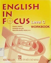 English In Focus Level C - Workbook - Nicholas Sampson
