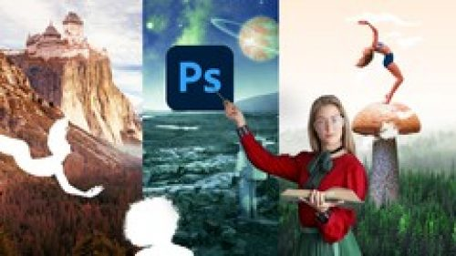 Photoshop In-Depth Compositing and Design 2021 FREE