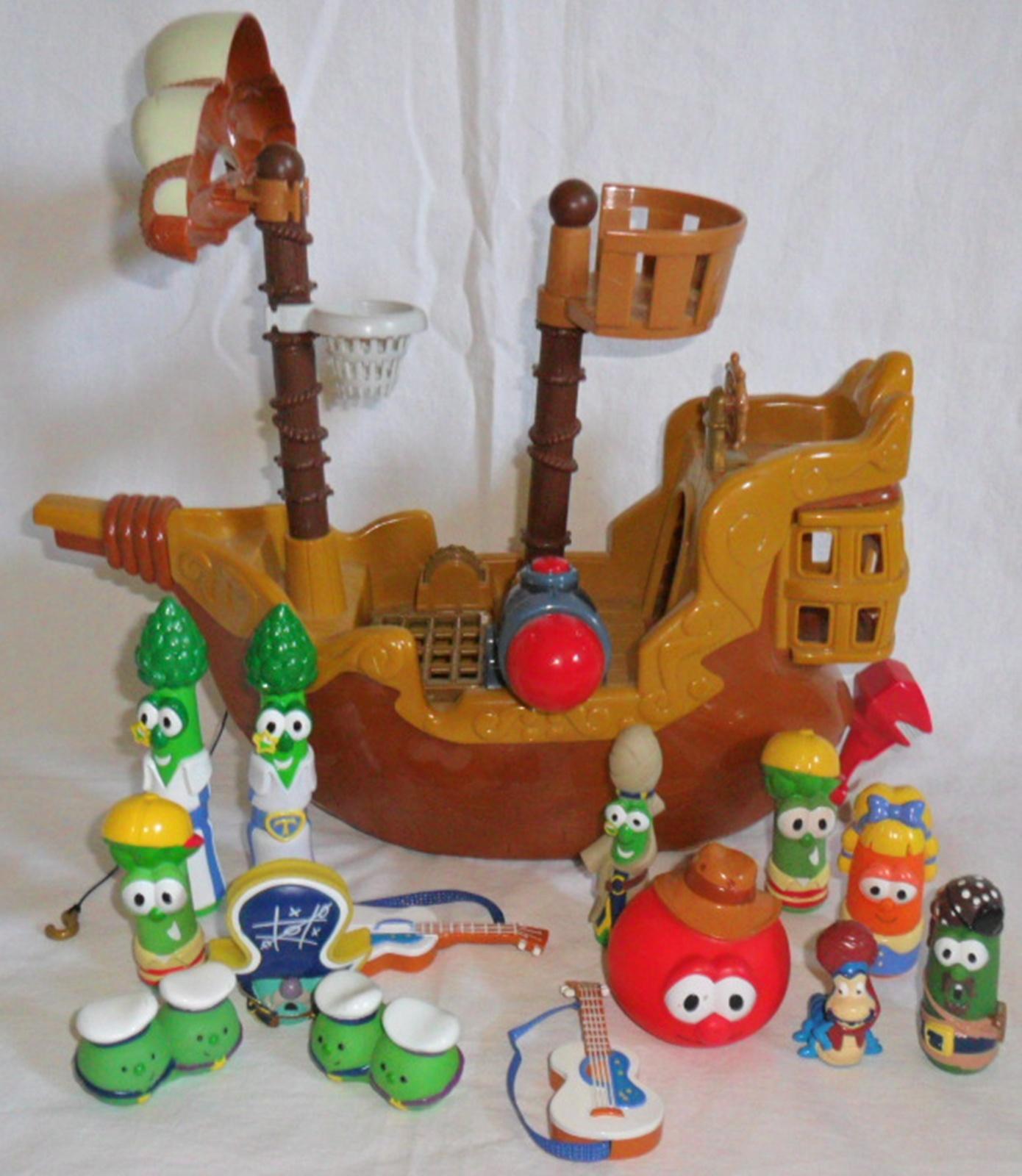 Veggietales Toys Pirates Keyword Data Related Veggietales Toys