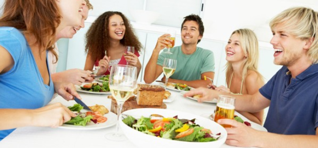 Ini Dia Tip Diet Sebelum Pergi ke Pesta