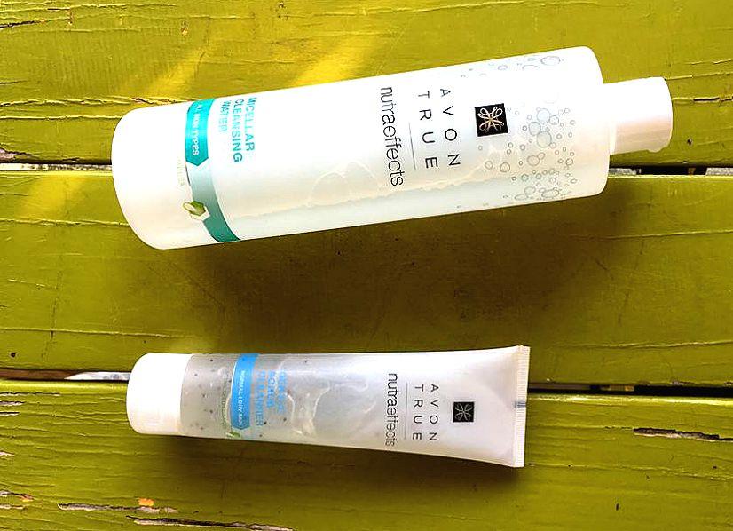 Avon True Nutra Effects Skincare Line