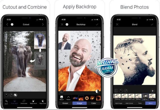 تطبيقات مميزة لتعديل الصور على هاتفك الذكي