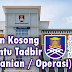 Jawatan Kosong Pembantu Tadbir (Perkeranian / Operasi) N17 di UiTM Sabah - November 2015