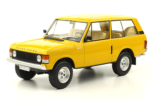 Range Rover 3.5 V8 1972 coches inolvidables salvat