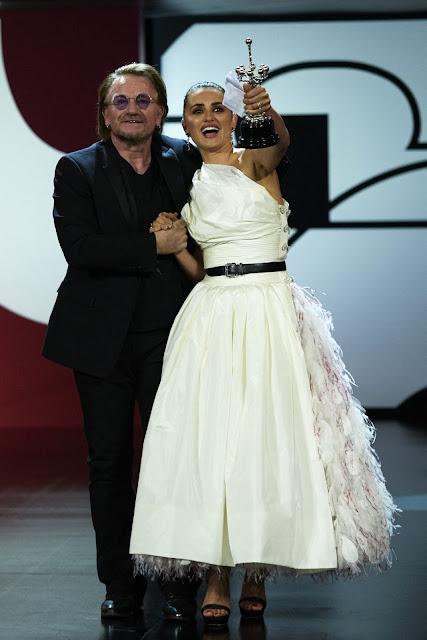 Penelope Cruz – Receives Donostia Award at the 67th San Sebastian Film Festival