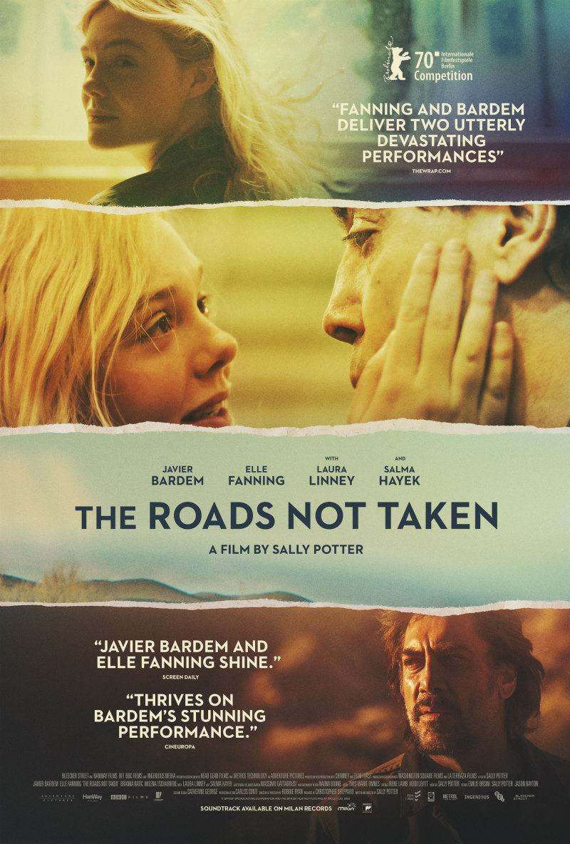 The Roads Not Taken poster