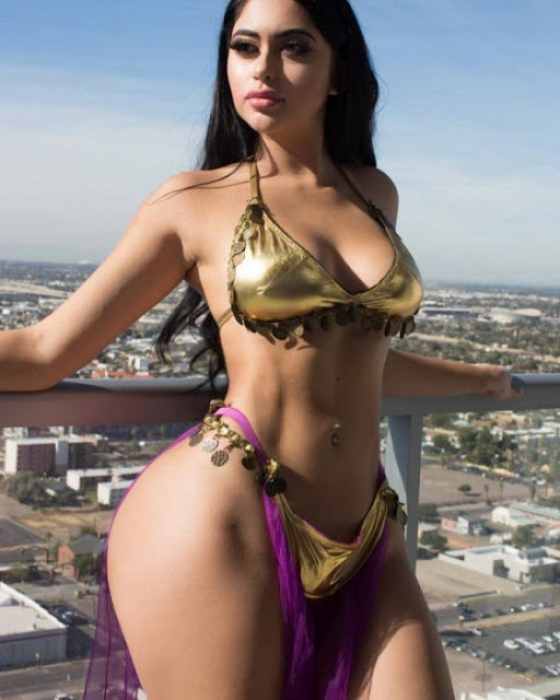 Jailyne Ojeda Ochoa Hot Pics and Bio