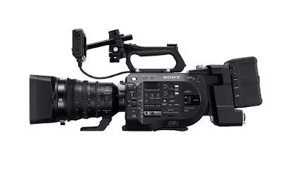 Sony FS7 II FS Serisi Yeni Super 35 mm