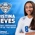 Kristina Nieves named MAC East Defensive Player of the Week