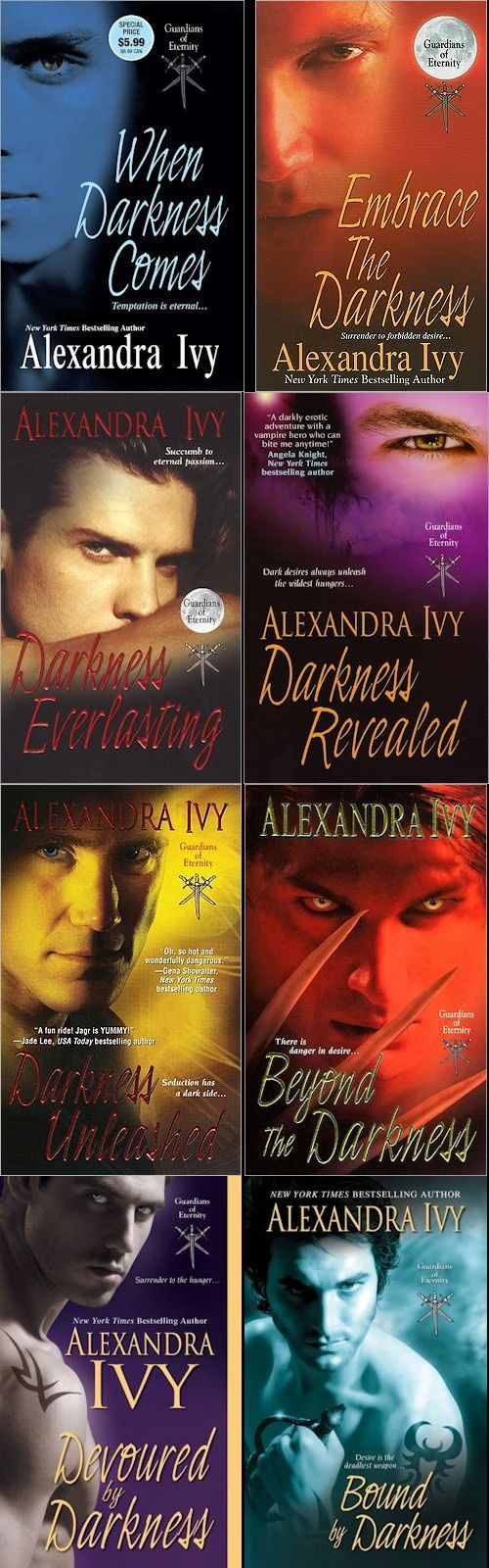 Authors After Dark Author Spotlight Interview - Alexandra Ivy