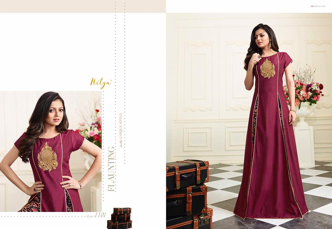 Nitya NX Vol 11 – Latest New Stylish Prints Of Our Designers Kurti