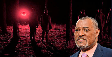 UFO Drama Series, 'Rendlesham' Stars Noted Actor, Laurence Fishburne