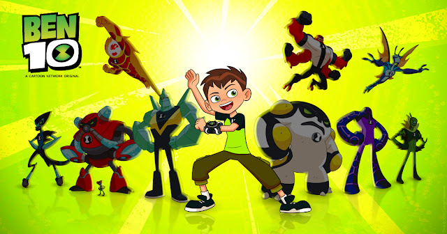 Free Download Ben 10 PC Game