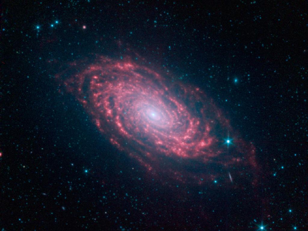 Astronomy Cmarchesin: Spitzer Captures Infrared Rays From ...