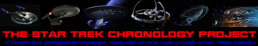 The Star Trek Chronology Project