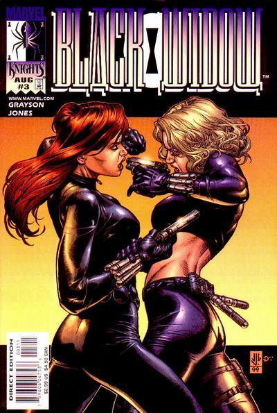 Black Widow (Yelena Belova) - Marvel Comics