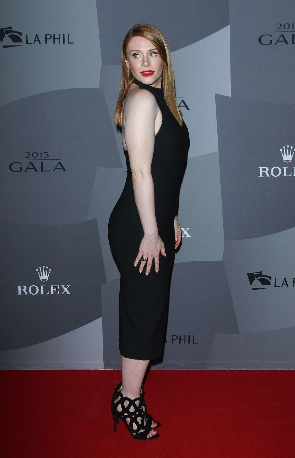 Pete's Dragon actress Full HQ Photos & Wallpapers Bryce Dallas Howard At La Philharmonic 2015/2016 Season Opening