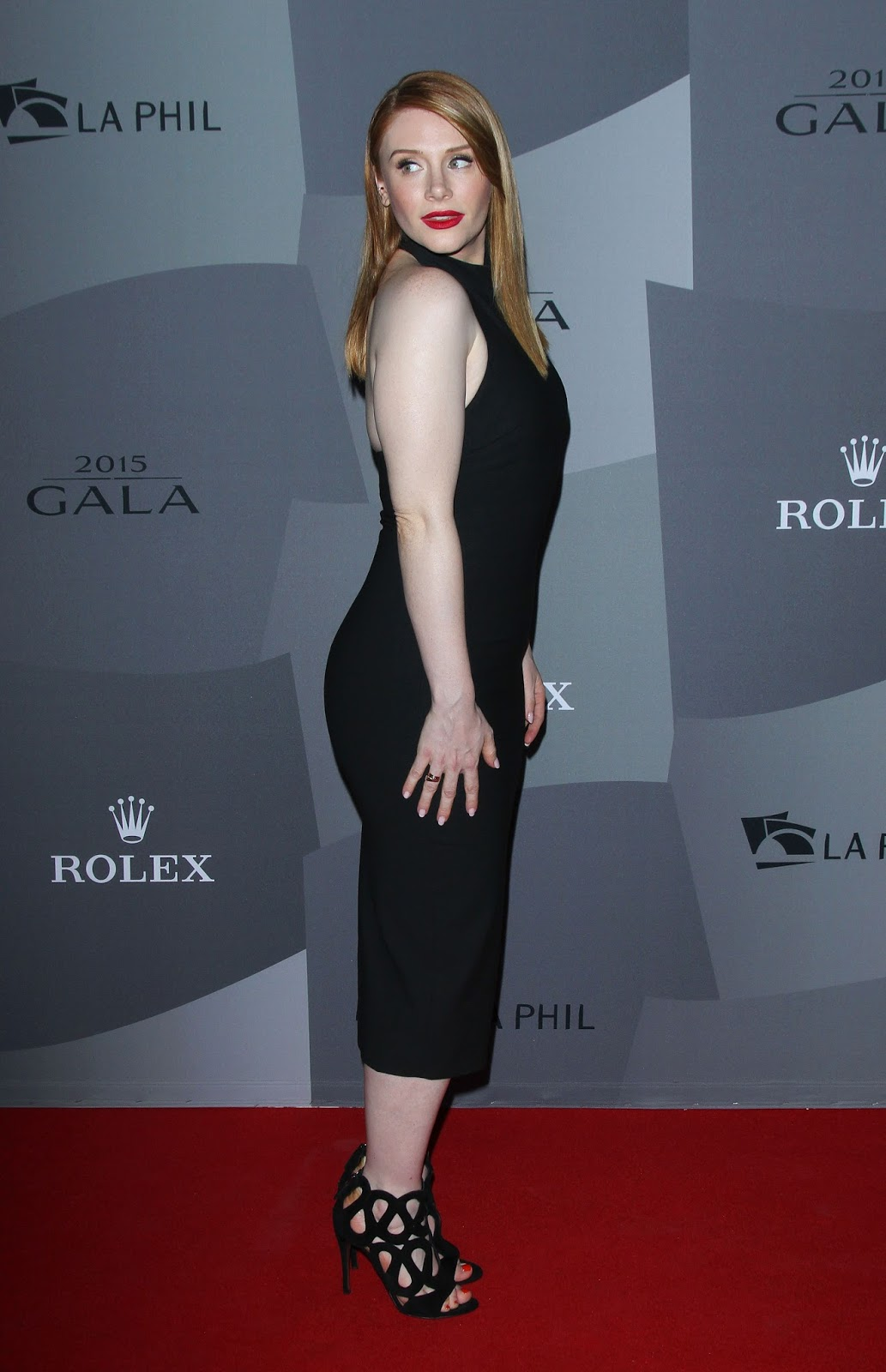 Pete's Dragon actress Full HQ Photos & Wallpapers Bryce Dallas Howard At La Philharmonic 2015/2016 Season Opening