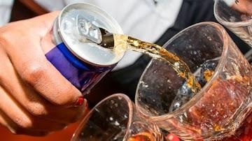 Bebidas energéticas têm efeitos colaterais de alto risco