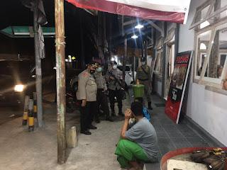 Jaga Kondusifitas Wilayah, Polres Lotara Masivkan giat Patroli malam hari
