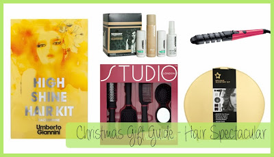 Christmas Gift Guide - Hair Spectacular